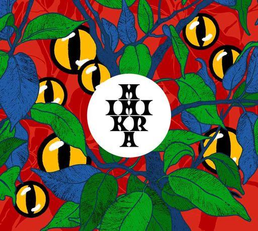Mimikra (składanka charytatywna cd, polska elektronika)