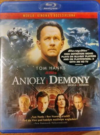 Anioły i Demony Blu-Ray wersja rozszerzona