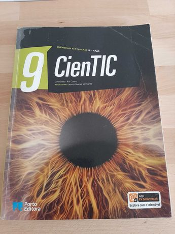 CienTic 9ºAno - Manual de Ciências