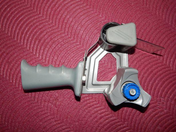 Диспенсер, пистолет, железный размотчик для скотча клейкой ленты 50 мм