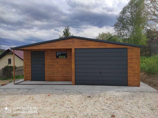 Garaż Blaszany 6x6 6x7 7x7 4x6 garaze blaszane. profil wyprzedaz!