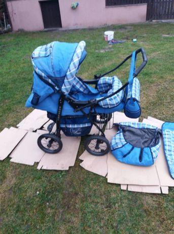 Sprzedam wózek dziecięcy firmy SHOPER