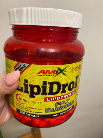 Спортивное питание Lipi Drol