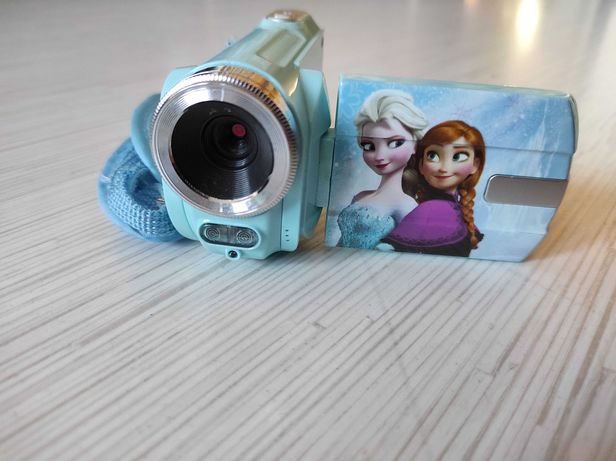 Kamera Cyfrowa Dla Dzieci Kraina Lodu FROZEN 8Mpix