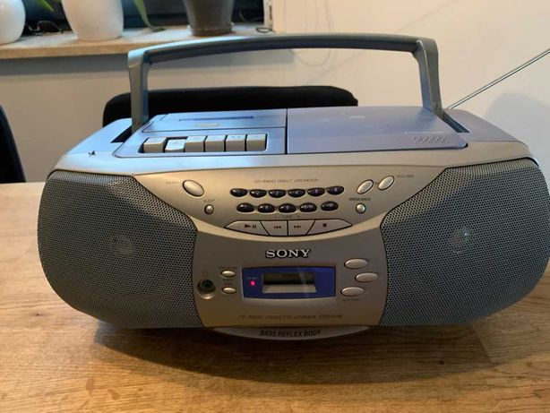 Radiomagnetofon SONY CFD-926L