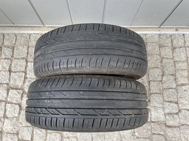 Bridgestone Turanza T001 205/55/R16 z 2018, stan bardzo dobry