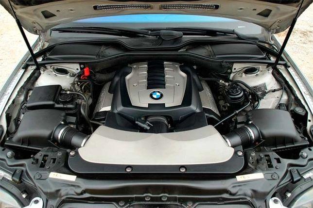 BMW двигатель N62B44