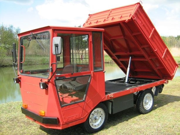 Wózek elektryczny WNA-1320 Kiper / Wywrotka