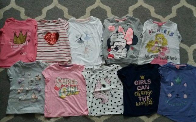 Paka, paczka ubrań, zestaw, leginsy, bluzki, sukienki, bluzy, dżinsy