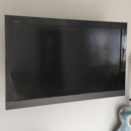 Telewizor Sony plus mocowanie do sciany