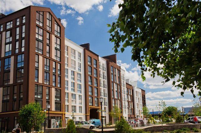 Просторная 2-уровневая квартира в ЖК Белый Шоколад Center