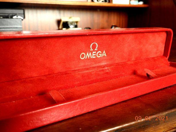 Pudełko BOX po zegarku Omega .