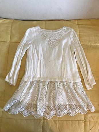 Vestido de menina da ZIPPY