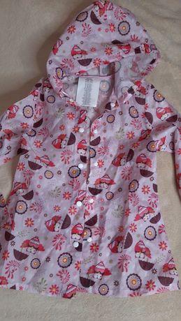 Куртка детская,дождевик, 6-8лет,рост 128