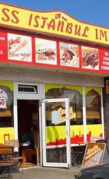 Lokal gastronomiczny wyposażony