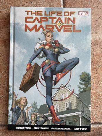 Banda desenhada Marvel - inglês
