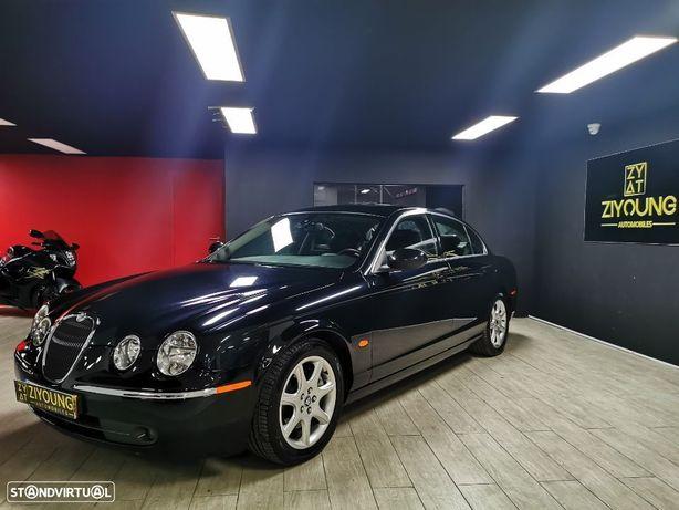 Jaguar S-Type 2.5 V6 EXECUTIVE