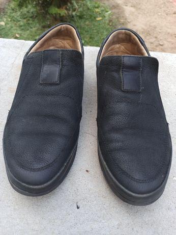 Шкіряні туфлі 35 розмір