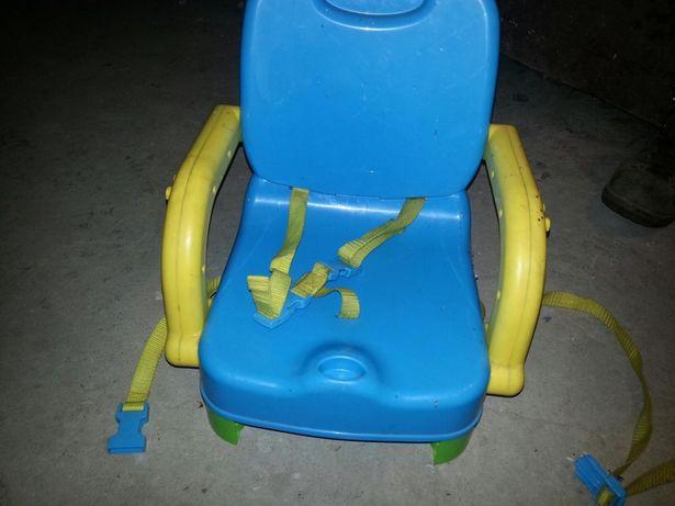 """""""turystyczne krzesełko do karmienia"""