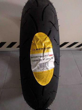 Pneu dianteiro NOVO Dunlop Sportsmart 2 Max 120/60/17