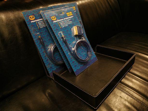 Wyprzedaż kabel Scart euro na S-VHS S video 1,5m przewód Trans Audio