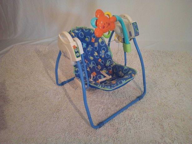 Espreguiçadeira/baloiço bebé automático