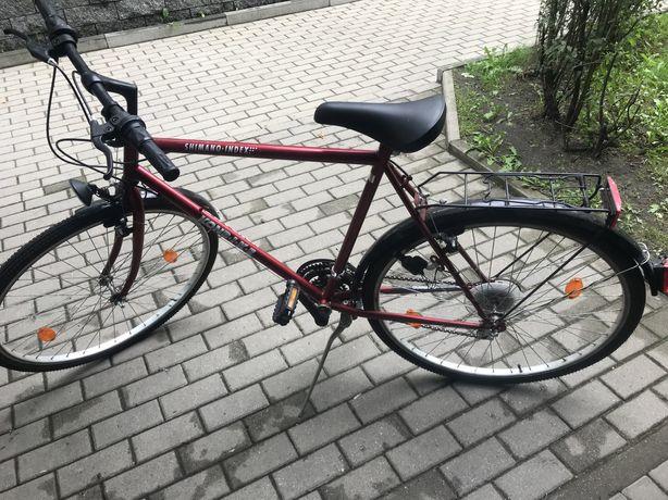Rower konbike shimano index 28' cal