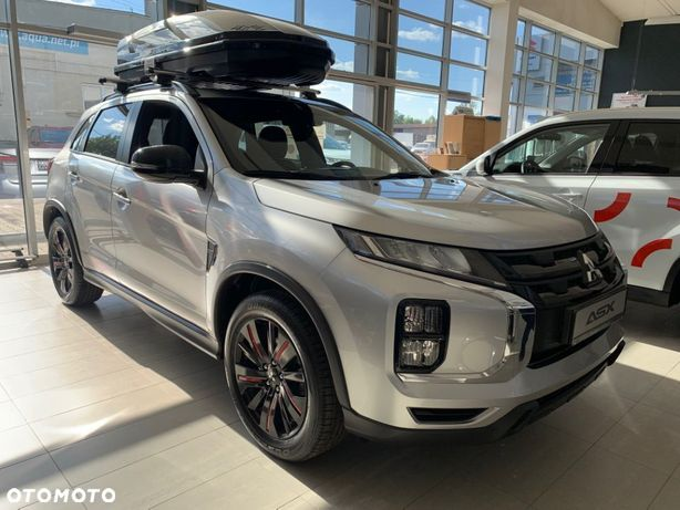 Mitsubishi Asx Zakup Online Wersja Insport Cvt 2wd