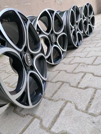 "OZ alufelgi 17"" Audi A4 B5 B6 B7 B8 B9 A5 C5 C6 C7 A6 Q3 Q5"