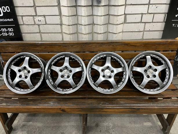 99 Оригинальные литые диски 5/100 R15 EMotion Skoda Seat VW Toyota