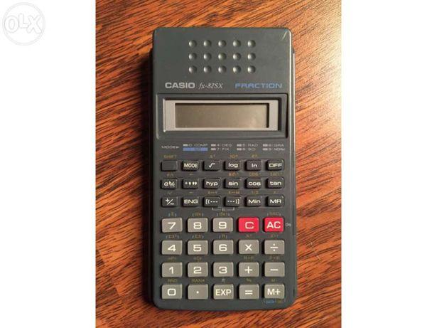 Calculadora científica Casio fx-82 sx