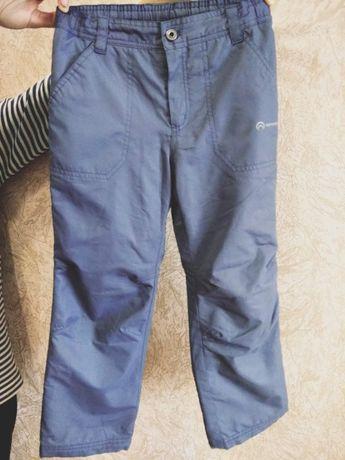 Лыжные/зимние штаны, тёплые, унисекс