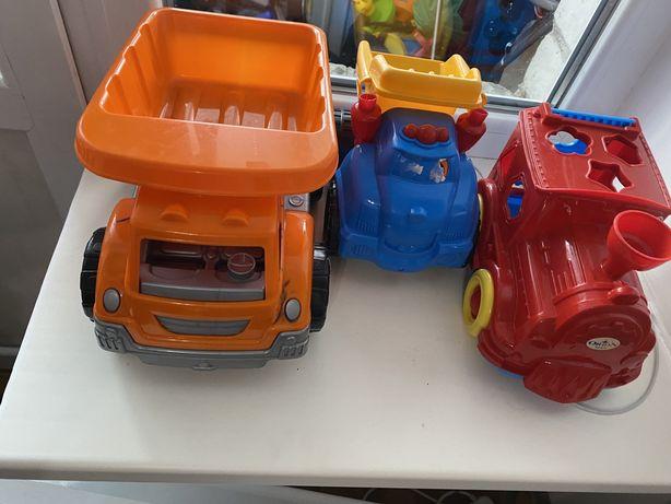 Машинки грузовики
