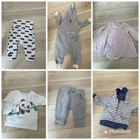 Ubranka dzieciece