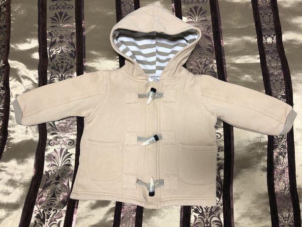 Курточка для мальчика на 2 года