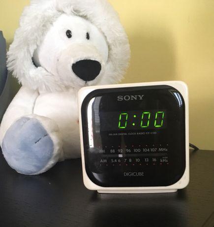 SONY DREAM MACHINE rádio despertador