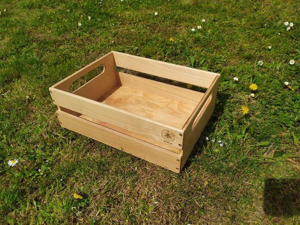 Ящики для овочів і фруктів
