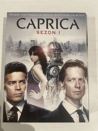 Caprice sezon 1 serial na dvd plyty