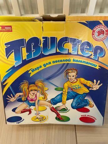 Твистер (игра для всей семьи)
