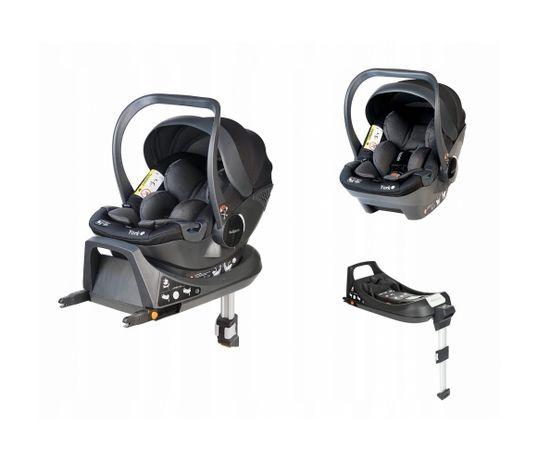 BabySafe York Fix i-Size + Baza Isofix 0-13kg