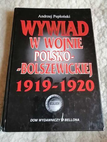 Wywiad w wojnie polsko bolszewickiej Pepłoński