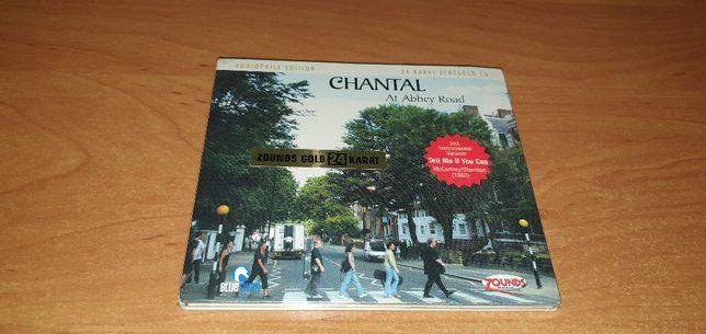 Chantal At Abbey Road - The Beatles - 24Kt Gold CD /MFSL,DCC/