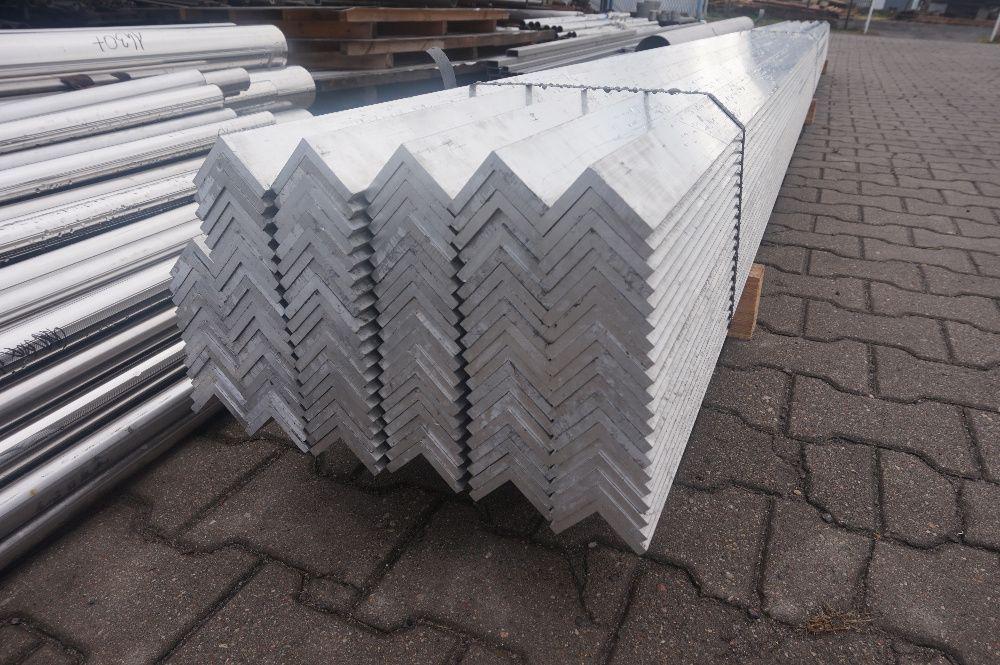 Kątownik aluminiowy, aluminium 50x50x8mm Toruń - image 1