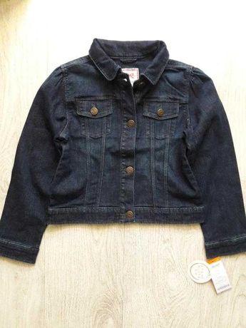 Куртка джинсовая gymboree 7-9 лет