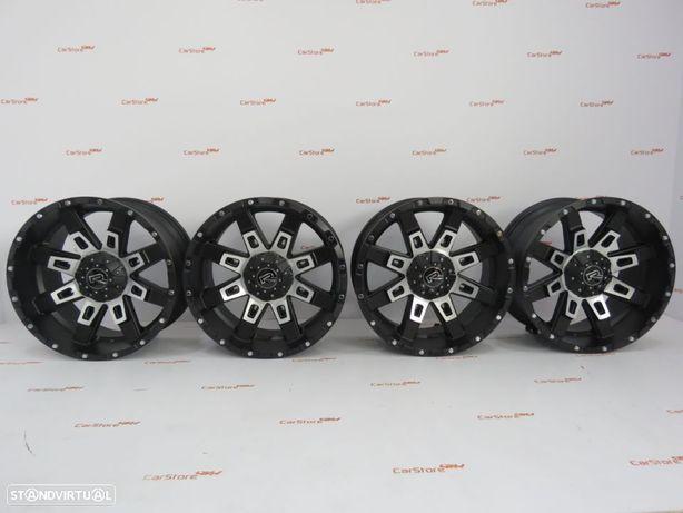 Jantes Aluminio 4x4 20 x 9 et0 6x139.7