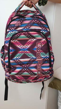 Plecak Coolpack we wzory geometryczne