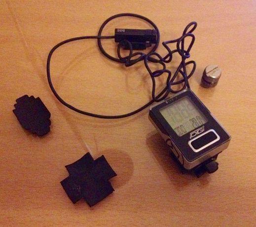 Sensor de Velocidade/Distância/Vel. Média para Bicicleta