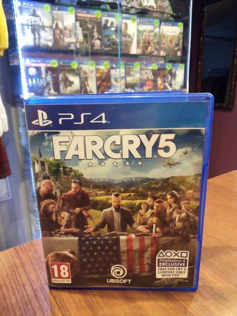 FARCRY 5 PS4 stan idealny