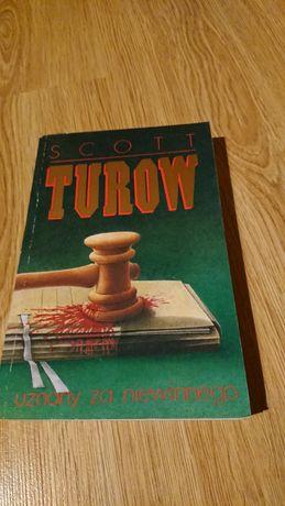 S. Turow Uznany za niewinnego