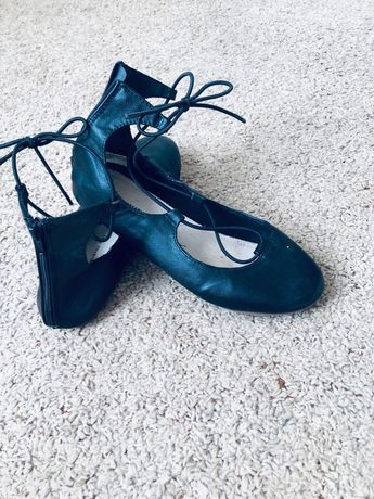 Туфли балетки демисезонные